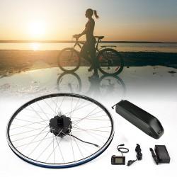 Kit VTT: roue arrière